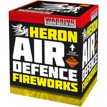 Heron Fireworks AIR DEFENCE