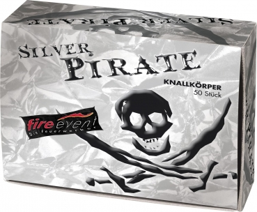 NICO Silver Pirate, 50 Stck.